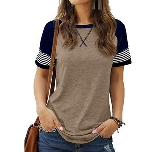 Beautiful woman casual top